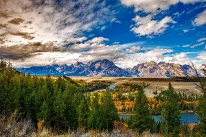 natural landscape environment